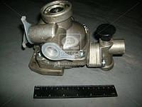 Воздухораспределитель тормозной Прицепы с краном (Производство РААЗ) 100-3531008