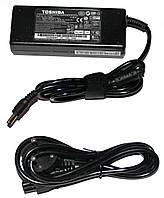 Блок питания для ноутбука Toshiba 19V 90W 4.74A (5.5*2.5) + Сетевой кабель