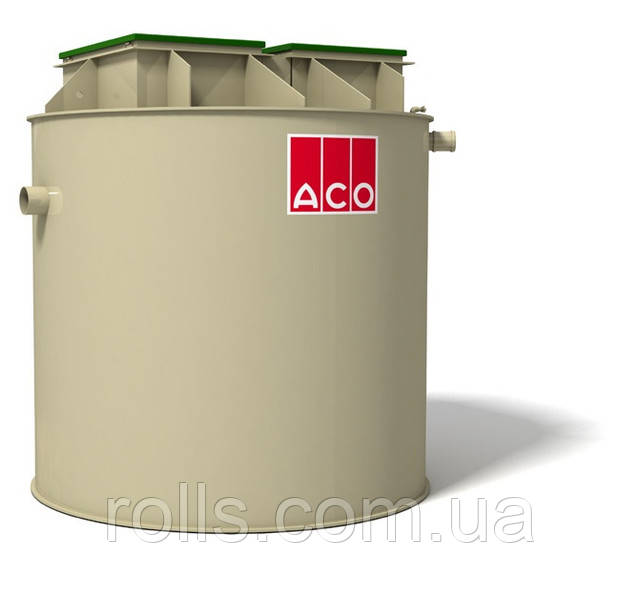 Система очистки бытовых сточных вод ACO Clara 12 Лайт