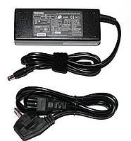Блок питания для ноутбука Toshiba 15V  6A (6.0*3.0) + Сетевой кабель