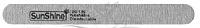 SUNSHINE Пилка 100/180 прямая, деревянная