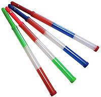 Светящиеся палочки (12шт/уп) 46,5см, 3 режима свечения, фото 1
