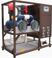 Система автоматической мойки  Tecnoeka (Италия) KWT (Self-cleaning system)