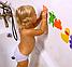 """Мини коврики для ванной """"Животные"""" AquaBaby, фото 2"""