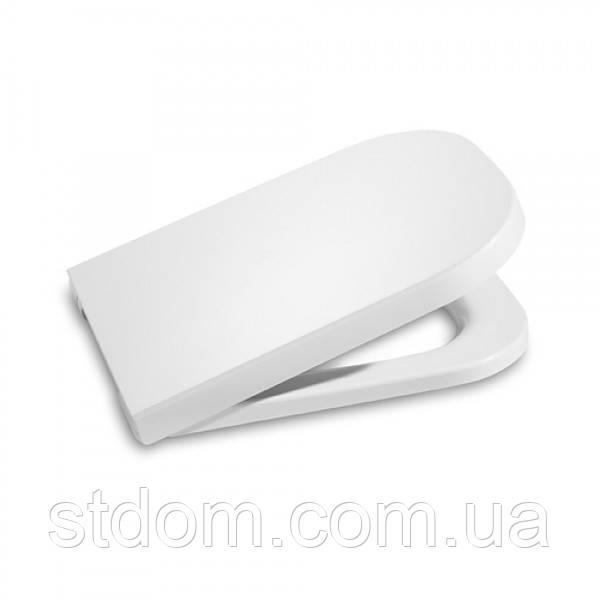 Сиденье с крышкой для унитаза Roca Gap A801730004 дюропласт - Интернет-магазин сантехники Строй Дом в Одессе