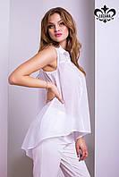 "Рубашка ""Нэнси"" (бел. круг), фото 1"