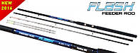 "Удилище Fishing ROI ""Flash"" Fiberglass Feeder Rod LBS9008 40-110g 3.6m+3tips"