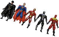 "Игрушка ""Super Hero"" (5шт/набор), фото 1"