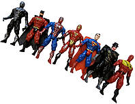 "Игрушка ""Super Hero"" (7шт/набор), фото 1"