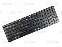 Оригинальная клавиатура для ноутбука Asus UL50Vs, UL50Vt, UX50, UX50V, W90, W90Vn, W90Vp series, black, ru
