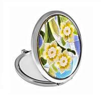 Зеркало овальное Нарциссы
