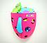 Чаша для хранения игрушек в ванной AquaBaby, фото 4