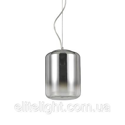 Подвесной светильник Ideal Lux Ken SP1 Small Cromo 112084