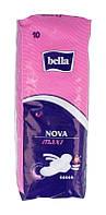Женские прокладки Bella Nova Maxi 3 капли 10 шт