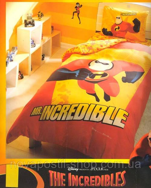 Комплект постельного белья THE INREDIBLES