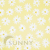 Рулонная штора Camomile Yellow, фото 1