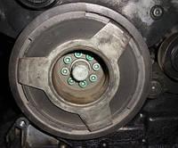 Шкив коленвала 6/4 ручейков демпферAudiA6 C5 2.5tdi V6 24V1997-2005059105251AC, 059105251M