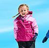 Лыжная термо куртка для девочек!