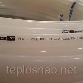 Труба для теплого пола Gross PEX-B 16х2