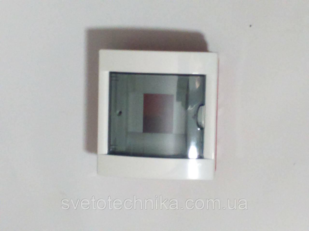 Коробка Vi-Ko Lotus для 4 автоматов (открытая установка)