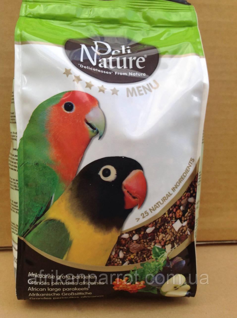 Deli Nature 5 ★ меню - Корм для неразлучников.