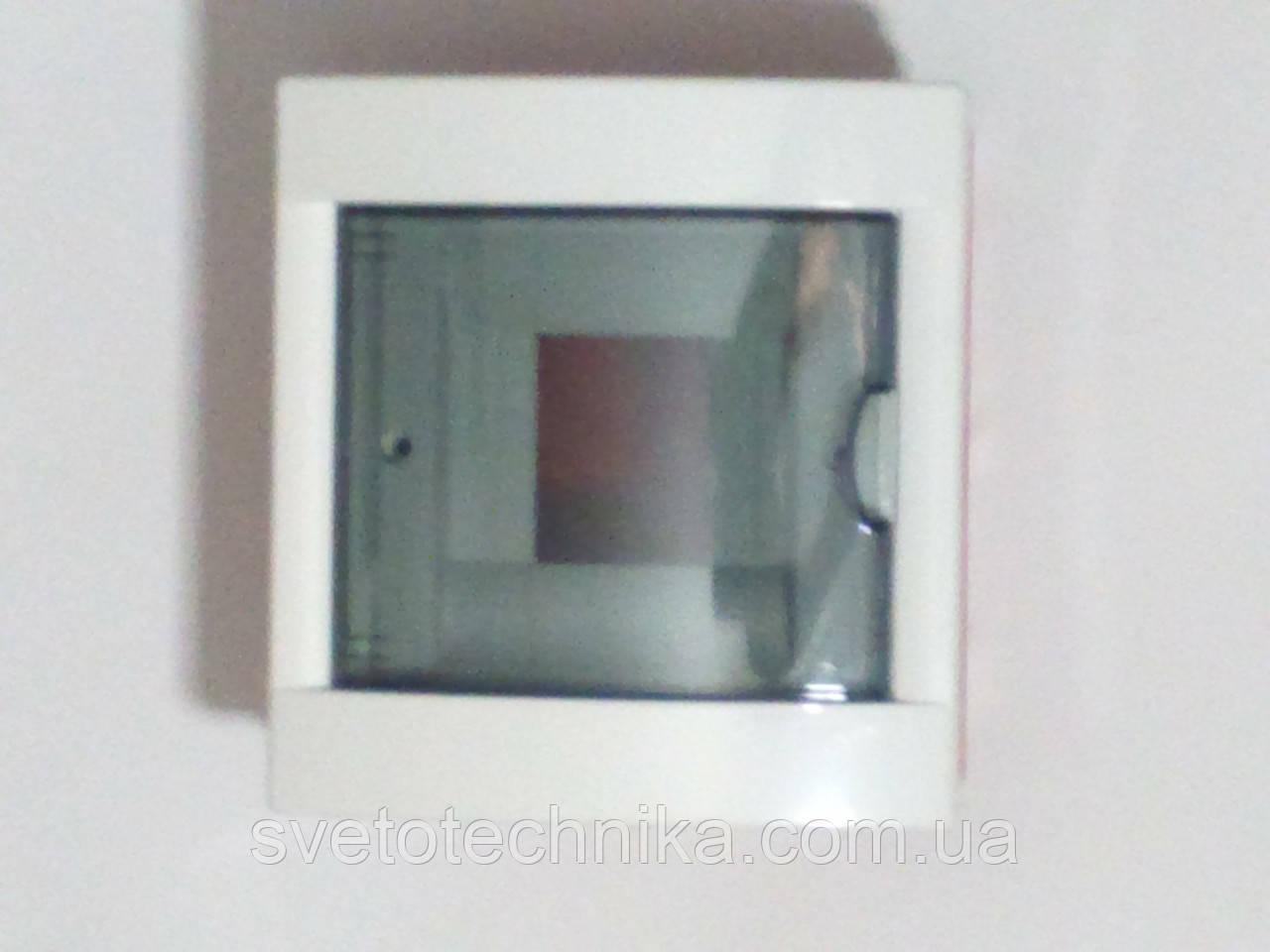 Коробка Vi-Ko Lotus для 4 автоматов (скрытая установка)