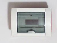 Коробка Vi-Ko Lotus для 8 автоматов (скрытая установка)