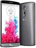 Смартфон LG D858 G3 Dual (Metallic Black)