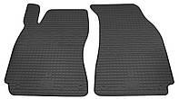 Резиновые передние коврики для Skoda Superb I (B5) 2002-2008 (STINGRAY)