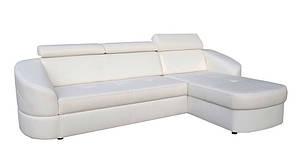 Угловой кожаный диван FX20 (289см-175см)