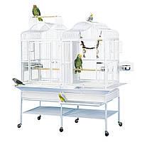 KING'S CAGES клетки для попугая (Parrot Cage Double КОРОЛЯ) -