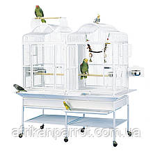 King's CAGES клітини для папуги (Parrot Cage Double КОРОЛЯ) -