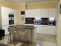 Комплект мебели для кухни по индивидуальному дизайну