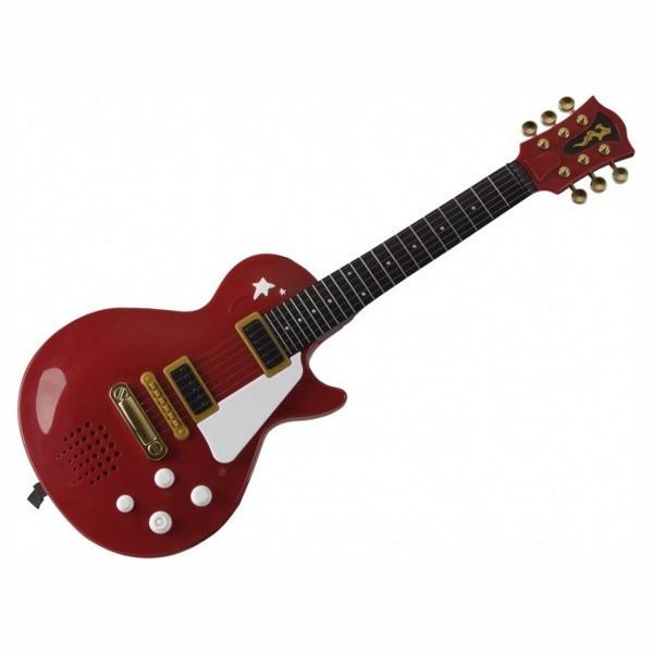 рок гитара детская игрушка simba