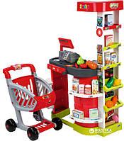 Супермаркет магазин детский Sity Shop Smoby 350204