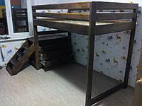 Продам кровать-чердак из натурального дерева