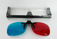 3D насадка на очки