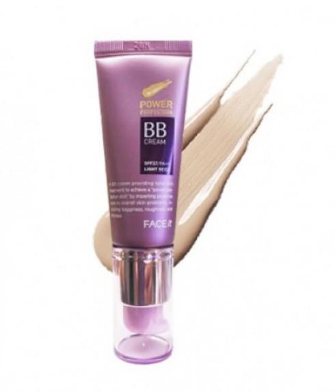 The Face Shop Power Perfection BB Cream Увлажняющий BB крем