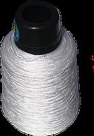 Нитка п/п Конус біла, мала (375 текс)