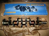 Вал коленчатый УАЗ (92 лошидиных сил,под набивку) (Производство УМЗ) 417.1005011