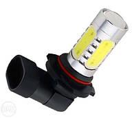 LED лампа HB3 9005 P20d, COB 7.5W (5*1.5W), 12В, драйвер