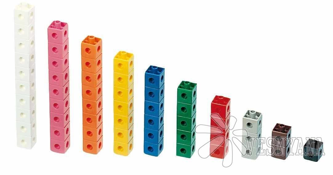 Набор для обучения Gigo Занимательные кубики 1017C