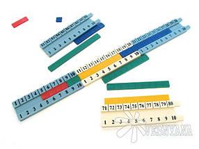 Набор для обучения Gigo Занимательная линейка 1006, фото 2