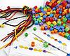Набор для обучения Gigo Пластиковые бусы 1041-6R, фото 4