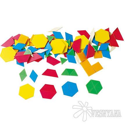 Набор для обучения Gigo Занимательная мозаика 1042, фото 2