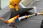 Рубероид Технониколь Бикроэласт ХКП 4,0 сланец серый, фото 2