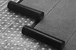 Рубероид Технониколь Бикроэласт ХКП 4,0 сланец серый, фото 4