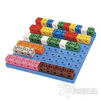 Набор для обучения Gigo Доска для набора «Занимательные кубики» (1017C) 1163