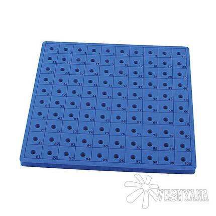 Набор для обучения Gigo Доска для набора «Занимательные кубики» (1017C) 1163, фото 2