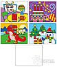 Набор для обучения Gigo Набор рабочих карт для Мозаика (1192-1) 1192-2, фото 5